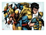 X-Men Evolutions No1: Wolverine