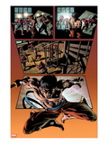 Secret Avengers 6: Shang-Chi Jumping