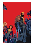 Wolverine & The X-Men No1 Cover: Wolverine  Kitty Pryde  Beast