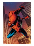 Amazing Spider-Man 641: Spider-Man Swinging