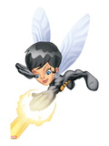 Marvel Super Hero Squad: Wasp Flying