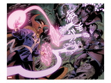 Iron Man Legacy 11: Dr Strange Fighting with Energy