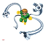 Marvel Super Hero Squad: Doctor Octopus Posing