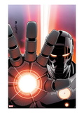 Iron Man 20 9 Cover: War Machine