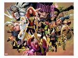 Uncanny X-Men No544: Dark Phoenix  White Queen  Apocalypse  Sentinel  Magneto  Storm  Wolverine