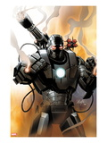 Iron Man 20 1 Cover: War Machine