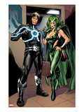 X-Factor No230: Havok and Polaris