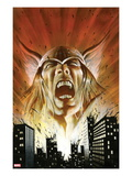 Thor: Heaven & Earth No2: Thor Screaming