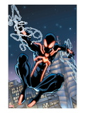The Amazing Spider-Man 650 Cover: Spider-Man Swinging