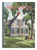 The New Yorker Cover - June 12  1948