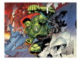 Incredible Hulks 614: Hulk Smashing