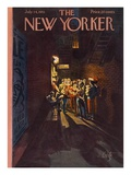 The New Yorker Cover - July 14  1951