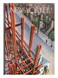 The New Yorker Cover - July 9  1955
