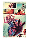 Hulk 26: Galactus Posing