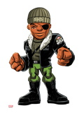 Marvel Super Hero Squad: Nick Fury Standing