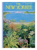 The New Yorker Cover - February 17  1962
