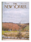 The New Yorker Cover - November 9  1968