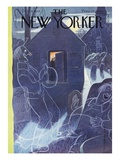 The New Yorker Cover - October 29  1949