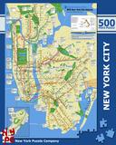 New York City Subway 500 piece Puzzle