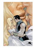 Uncanny X-Men 527 Cover: Namor Hugging
