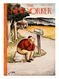 The New Yorker Cover - August 29  1936