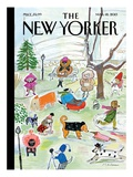 The New Yorker Cover - March 18  2013