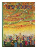The New Yorker Cover - December 7  1963