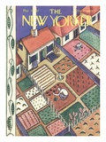 The New Yorker Cover - May 7  1927