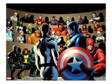 FF 11: Mr Fantastic  Captain America and Others