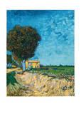 Allee bei Arles  1888