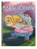 The New Yorker Cover - April 19  1993