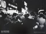 Times Square  New Year's Eve  NY (1951)