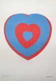 Coeur Volant (detail) pop art œuvre tableaux par Marcel Duchamp