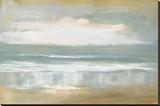 Shoreline Tableau sur toile par Caroline Gold