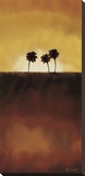 Sunset Palms I