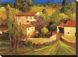 Femme en Provence