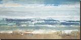 Pastel Waves Tableau sur toile par Peter Colbert