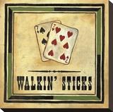 Walkin' Sticks