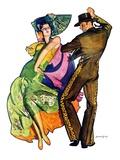 """The Flamenco ""February 1  1930"