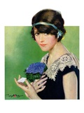 """Purple Posey ""May 22  1926"