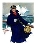 """""""Coast Guard """"February 11  1933"""
