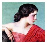 """""""Exotic Woman """"November 18  1933"""