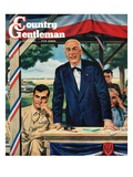 """Buy War Bonds "" Country Gentleman Cover  July 1  1944"