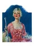 """Costumed Woman ""December 10  1927"