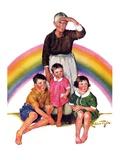 """Rainbow ""March 28  1936"