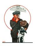 """""""Runaway Boy """"May 17  1924"""
