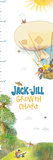 Jack and Jill - Air Balloon Growth Chart