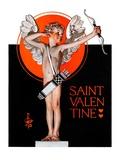"""St Valentine  1924 ""February 16  1924"