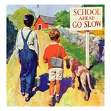 """Back to School ""September 1  1935"