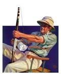 """Deep Sea Fisherman ""February 2  1935"
